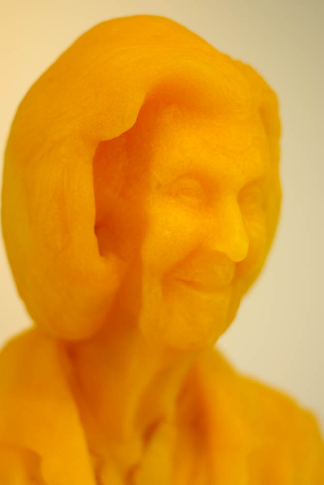yellow grandmother