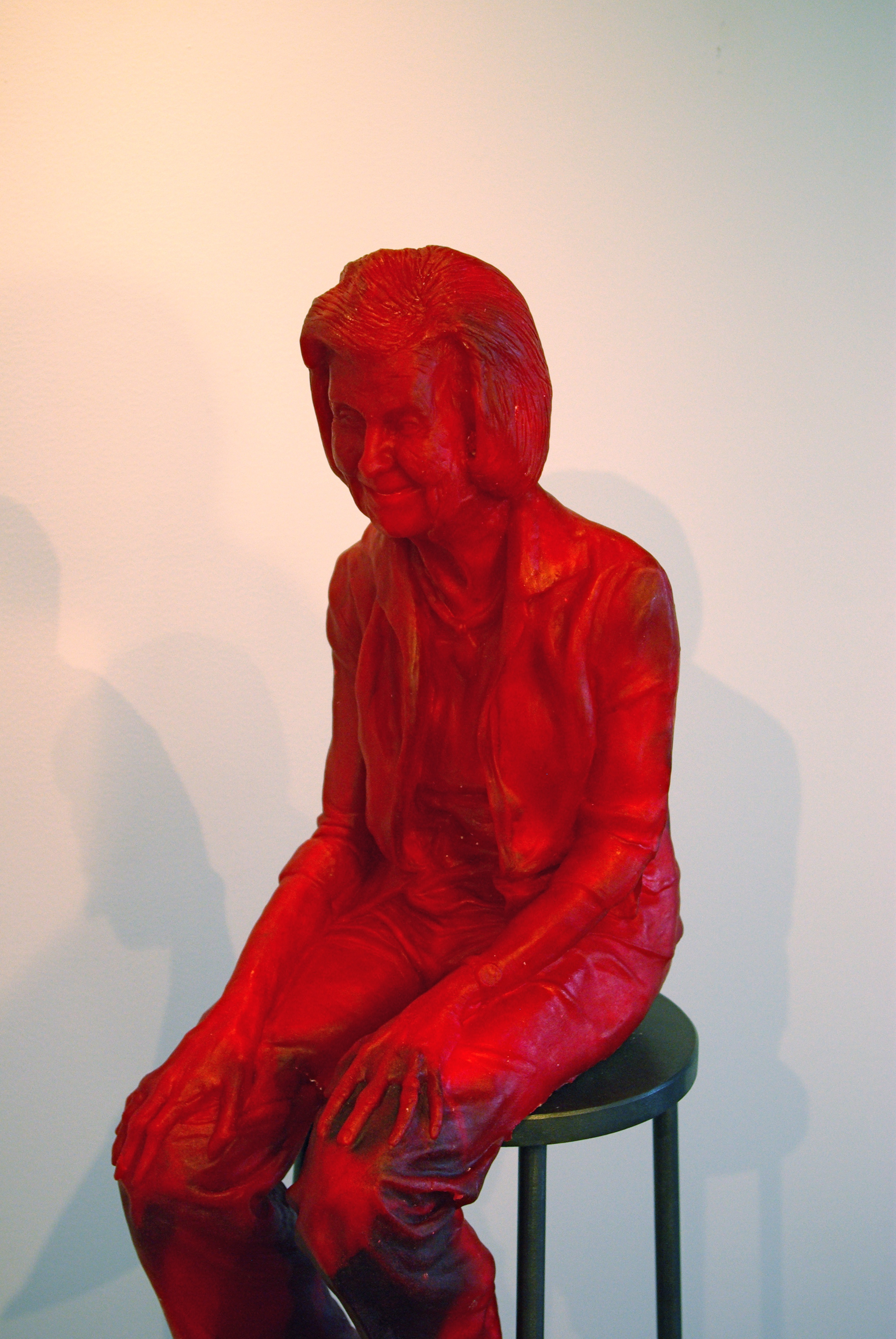 red grandmother