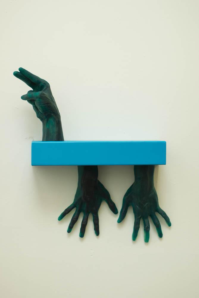 hand shelf